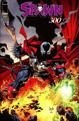 Spawn (Variant Cover) (Comic Book) #300.2