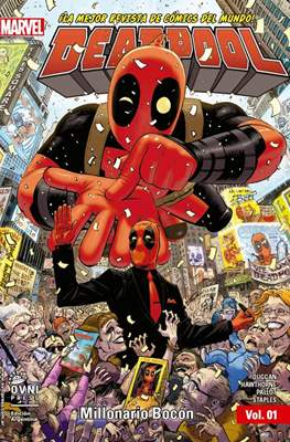 Deadpool (Rústica 96 pp) #1