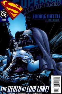 Action Comics Vol. 1 (1938-2011; 2016-) (Comic Book) #796