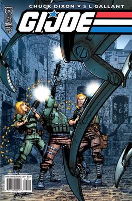 G.I. Joe (2008-2011) #9