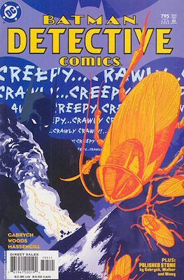 Detective Comics Vol. 1 (1937-2011; 2016-) (Comic Book) #795