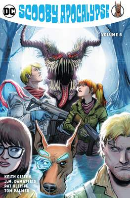 Scooby Apocalypse (Softcover 176-160 pp) #5