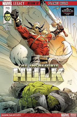 The Incredible Hulk (2017-) #713