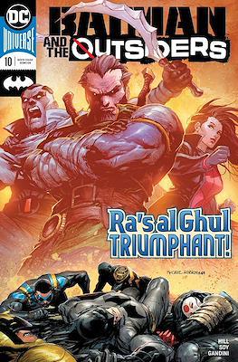 Batman And The Outsiders Vol. 3 (2019) (Comic Book) #10
