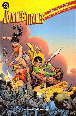 Jóvenes Titanes. Clásicos DC #4