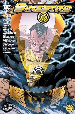 Sinestro. Nuevo Universo DC (Rústica) #4