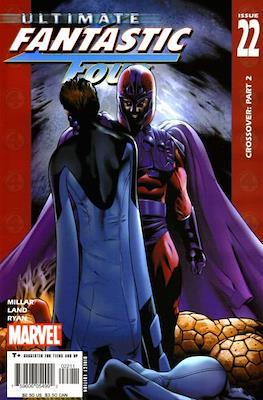 Ultimate Fantastic Four (Comic-Book) #22