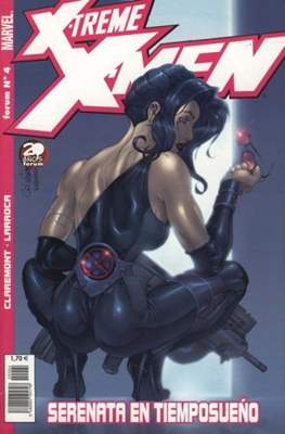 X-Treme X-Men (2002-2005) (Grapa) #4