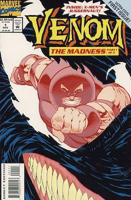 Venom: The Madness (Grapa) #1