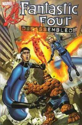 Fantastic Four Vol. 3 (1998-2003) (Softcover) #5