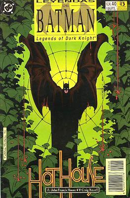 Leyendas de Batman. Legends of the Dark Knight #40