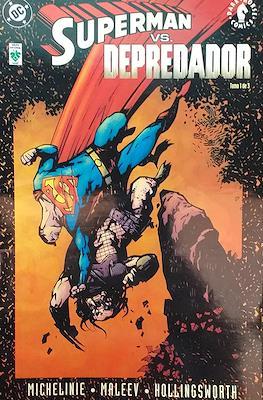 Superman vs Depredador