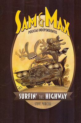 Sam & Max policías independientes: Surfin' the Highway (Rústica 280 pp) #