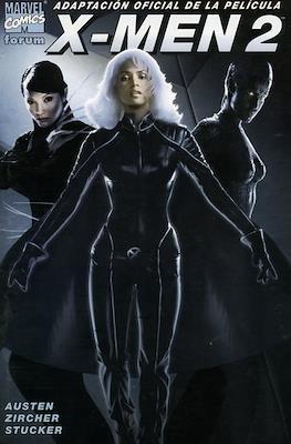 X-Men 2. Adaptación oficial de la película (2003)