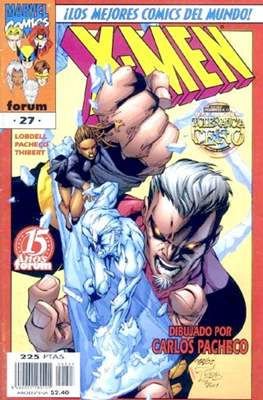 X-Men Vol. 2 / Nuevos X-Men (1996-2004) (Grapa 24 pp) #27