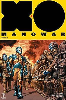 X-O Manowar (2017) #2