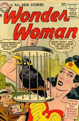 Wonder Woman Vol.1 (1942-1986; 2020-) (Comic Book) #76