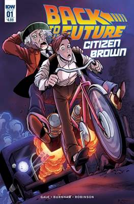 Back to the Future. Citizen Brown.