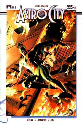 Astro City (Grapa 24 pp) #5