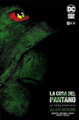 La Cosa del Pantano de Alan Moore – La saga completa (Cartoné 1168 pp)