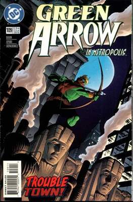 Green Arrow Vol. 2 (Comic Book) #109