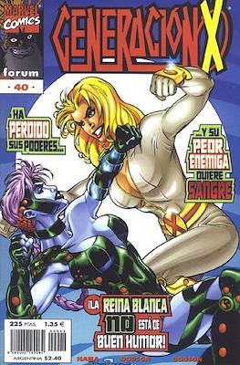Generación-X Vol. 2 (1996-2000) (Grapa 24 pp) #40