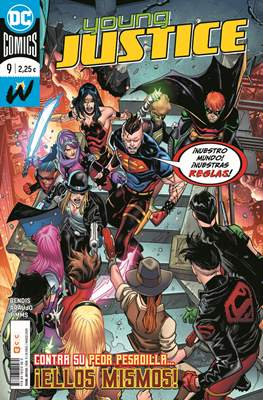 Young Justice (2019-) (Grapa 32 pp) #9