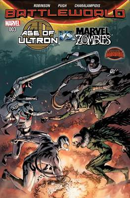 Age of Ultron Vs. Marvel Zombies (Comic-book) #3