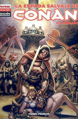 La Espada Salvaje de Conan el Bárbaro. Edición coleccionistas (Rústica. 64 páginas. B/N. (2005-2008).) #60