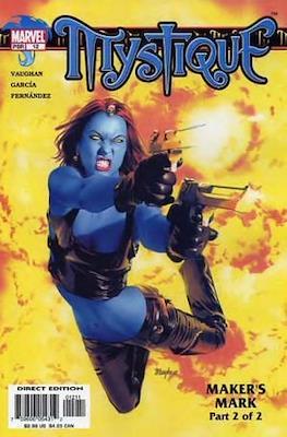 Mystique Vol 1 (Comic Book) #12