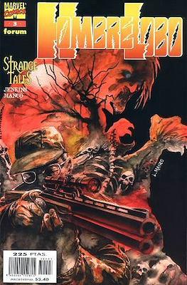 Hombre Lobo. Strange tales (Grapa. 17x26. 24 páginas. Color) #3