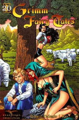 Grimm Fairy Tales (Comic Book) #20