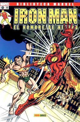 Biblioteca Marvel: Iron Man (2005-2008) (Rústica 160 pp) #11
