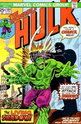 The Incredible Hulk Vol. 1 (1962-1999) (Comic Book) #184