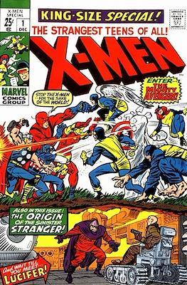 Uncanny X-Men Vol. 1 Annuals (1963-2011) (Comic-Book) #1