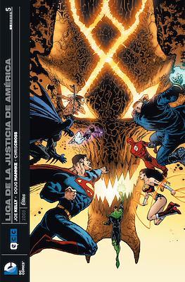 Liga de la Justicia de América: Elites. Línea Essentials #5