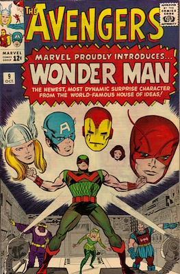 The Avengers Vol. 1 (1963-1996) (Comic Book) #9