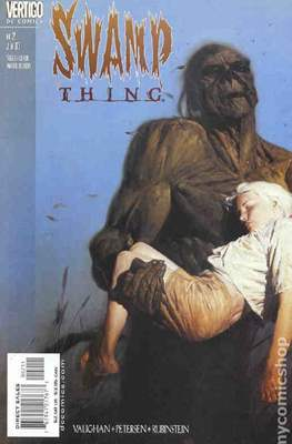 Swamp Thing Vol. 3 (2000-2001) #2