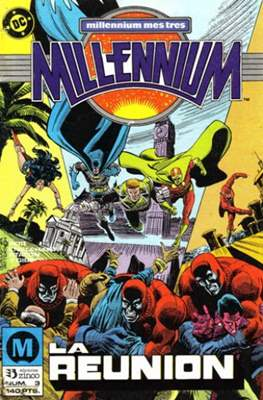 Millennium (1988-1989) (Grapa, 36 páginas) #3