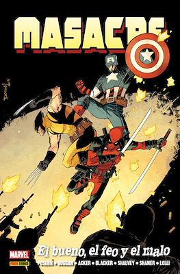 Masacre de Gerry Duggan. Marvel Omnibus (Cartoné 240 pp) #2