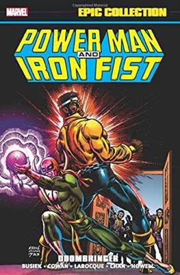 Power Man and Iron Fist Epic Collection (Softcover) #3