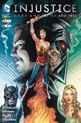 Injustice: Gods Among Us (Grapa 32 pp) #36