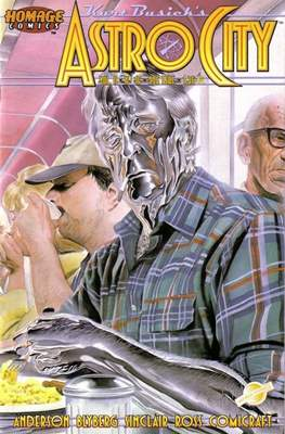 Astro City vol. 2 (1998-2001) (Grapa 24 pp) #15