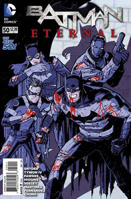 Batman Eternal (2014-2015) (Comic-Book) #50