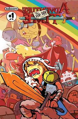 Adventure Time: The Flip Side (Variant Covers)