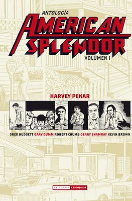 American Splendor. Antología (Rústica. BN.) #1