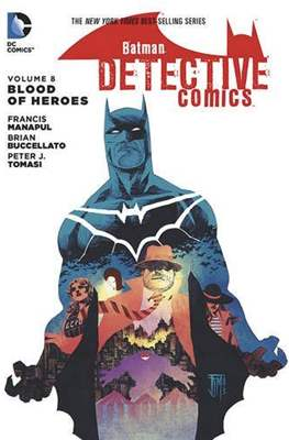 Batman Detective Comics Vol. 2 (2011-2016) (Softcover) #8