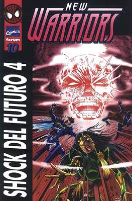 The New Warriors vol. 3 (1996-1997) #10