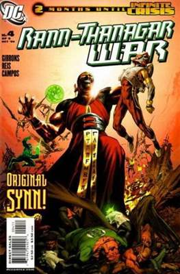 Rann - Thanagar War (2005) (Comic book) #4