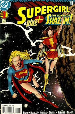 Supergirl Plus The power of Shazam!